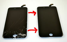 iPhone 6+ Plus Cracked Glass Screen REPAIR REPLACEMENT MAIL IN SERVICE