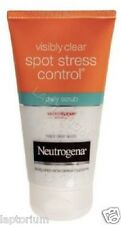 Neutrogena Visibly Clear Spot Stress Control Daily Scrub 150ml UK STOCK