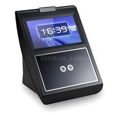 Biometric Face Facial & Password Time Attendance Clock Machine + TCP/IP + USB EU