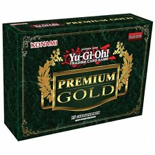 YU-GI-OH PREMIUM GOLD PACK BRAND NEW 15 CARDS!