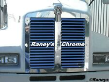Kenworth T600 Stainless Steel New Style Grill Replacement 1996-Newer