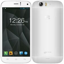 MICROMAX CANVAS MAGNUS A117 White 4GB Refurbished With Dent & Scratches