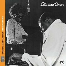 ELLA/PETERSON,OSCAR FITZGERALD - ELLA AND OSCAR (OJC REMASTERS)  CD NEU