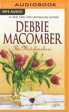 The Matchmakers by Debbie Macomber (2016, MP3 CD, Unabridged)
