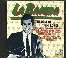 Trini Lopez La bamba-The best of (#laserlight15056) [CD]