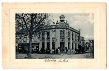 CPA 92 - COLOMBES (Hauts de Seine) - La Poste (cadre en relief) - ELD