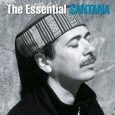 SANTANA**ESSENTIAL**2 CD SET