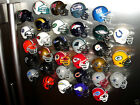 32 NFL HELMET SET REFRIGERATOR MAGNETS SET