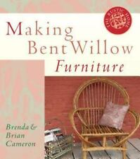 Making Bent Willow Furniture Cameron how to book building craft