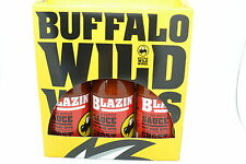 Buffalo Wild Wings Sauce - Blazin Ghost Pepper 3 Bottles 12 oz each