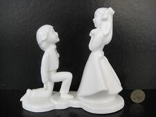 Royal Doulton imágenes promesa Hn 4033 Grupo Figura Bodas Compromiso Cake Topper