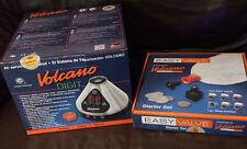 New volcano digital vape w/ easy starter kit & grinder