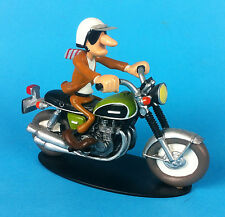 Moto Joe Bar Team   Emile Lapince Honda 500 Four  1/18 figurine