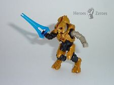 Halo Mega Bloks Set #CNG66 Covenant Gold Arbiter with Energy Sword