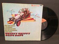 Chitty Chitty Bang Bang LP VG+ Stereo 2600 Private Fiddle Faddle Soundtrack