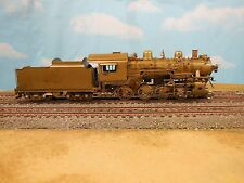 HO BRASS OVERLAND OMI C&O G-9 2-8-0 LOCOMOTIVE