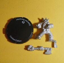 Mage Knight - Dwarf - Limited Edition, Dwarf Bezerker