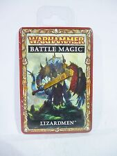 Warhammer Lizardmen Battle Magic BNIB