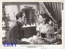 Gene Tierney Vincent Price VINTAGE Photo Dragonwyck