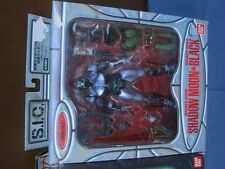 Bandai MASKED KAMEN RIDER SHADOW MOON ANOTHER BLACK RX SIC SHADOWMOON 16 17