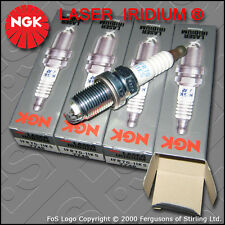 NGK IRIDIUM SPARK PLUG SET for HONDA CIVIC TYPE-R EP3 (2001-2006) IFR7G-11KS x4