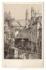 St Thomas Hospital - Eastbridge Art Postcard c1920s