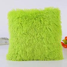Vintage Flower Geometric Linen Cotton Cushion Cover Pillow Case Home Sofa Decor