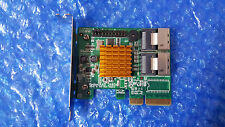 ROCKETRAID 2680A 8 PORT SATA/SAS 3Gbps PCIe x4 RAID 0,1,5,10 JBOD LOW PROFILE