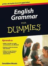 English Grammar para dummies (For Dummies) (Spanish Edition)