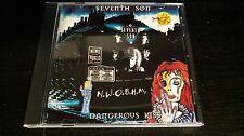 SEVENTH SON - DANGEROUS KISS  1999 HAIR METAL INDIE CD  KISS / WARRANT