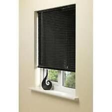 SILVER ALUMINIUM VENETIAN WINDOW BLINDS 25mm Slats --MADE TO MEASURE--