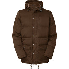 The North Face Men's Tasman Down Parka Coat Jacket Ski Burrow Brown M NWT!