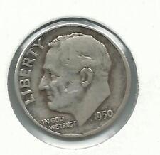 1946-2013 Roosevelt Dimes  1950
