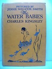 Book. The Water Babies by Charles Kingsley. Pictured by Jessie Wilcox Smith. HB