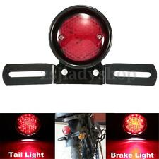 MOTORCYCLE LED TAIL STOP BRAKE LIGHT LAMP FOR HARLEY BOBBER CHOPPER CAFE RACER