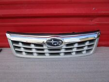SUBARU FORESTER FRONT GRILLE GRILL 09 10 11 12 2009 2010 2011 2012