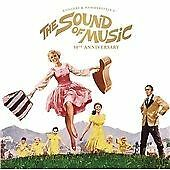 The Sound of Music - 50th Anniversary Edition Soundtrack CD