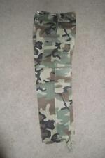 Military BDU Medium Long Pants Camouflage Cold Weather Trousers Work Hunting  52