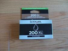 GENUINE LEXMARK 200XL BLACK INK CARTRIDGE 14L0174 PRO1000/4000/5000/5500 NEW SEA