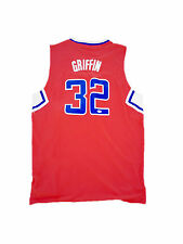 Blake Griffin Signed Los Angeles Clippers AWAY Jersey JSA