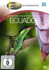 DVD Ecuador de Br Fernweh la Revista viajes con Recomendaciones expertos en