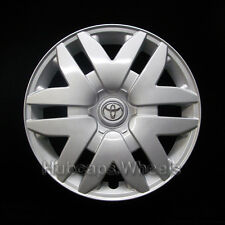 Toyota Sienna 16in hubcap wheel cover 2004-2010 OEM 61124 Silver