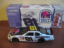 2004 Dale Earnhardt Jr. #81 Taco Bell Chevy Monte Carlo 1/24 Action