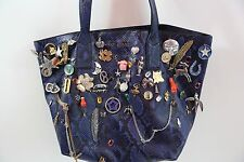 #11 Marc Jacobs 'Wingman' Embellished Leather Shopping Tote $1,095 RETAIL