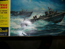 REVELL MOTRIZED PT BOAT MODEL SHIP KIT PT 212