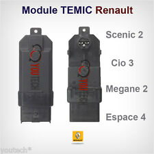 MODULE NEW TEMIC COMFORT PR ENGINE ELECTRIC WINDOW LIFT RENAULT MEGANE 2