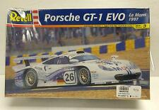 Revell 1:24 Scale Porsche GT-1 EVO LeMans 1997 Kit! NEW! Sealed!