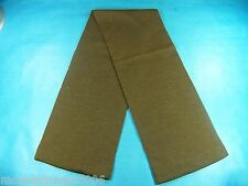 Soft Wool Tube Neck Scarf Military Surplus Cold Weather Gear Winter Wear NEW