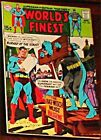 WORLD'S FINEST 186 DC SUPERMAN BATMAN RARE F+ 1941 SERIES