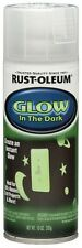 Rust-Oleum 267026 Glow In The Dark - Radium Night Glow Spray Paint